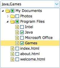 combotree - Documentation - jQuery EasyUI