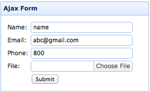Submit a form with Ajax - jQuery EasyUI